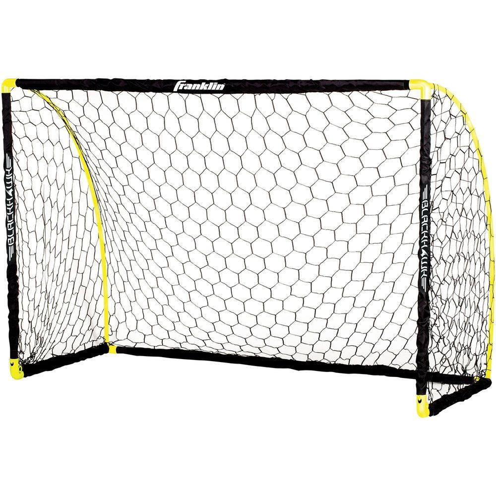 This 6 X 4 Youth Soccer Goal Is The Perfect Tool To Help Build Their Skills In The Backyard This Goal Is C Portable Soccer Goals Soccer Goal Franklin Sports