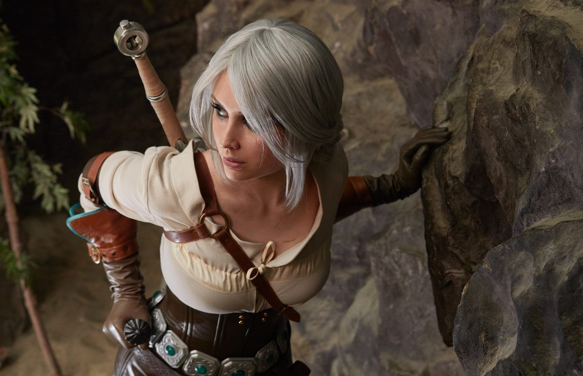 Witcher 3 Ciri Romance 56254 | INFOBIT