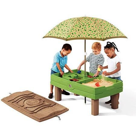 Step2 Naturally Playful Sand And Water Activity Table Value
