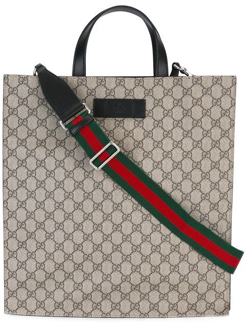 41822877936bb GUCCI Gg Supreme Tote.  gucci  bags  shoulder bags  hand bags  canvas  tote