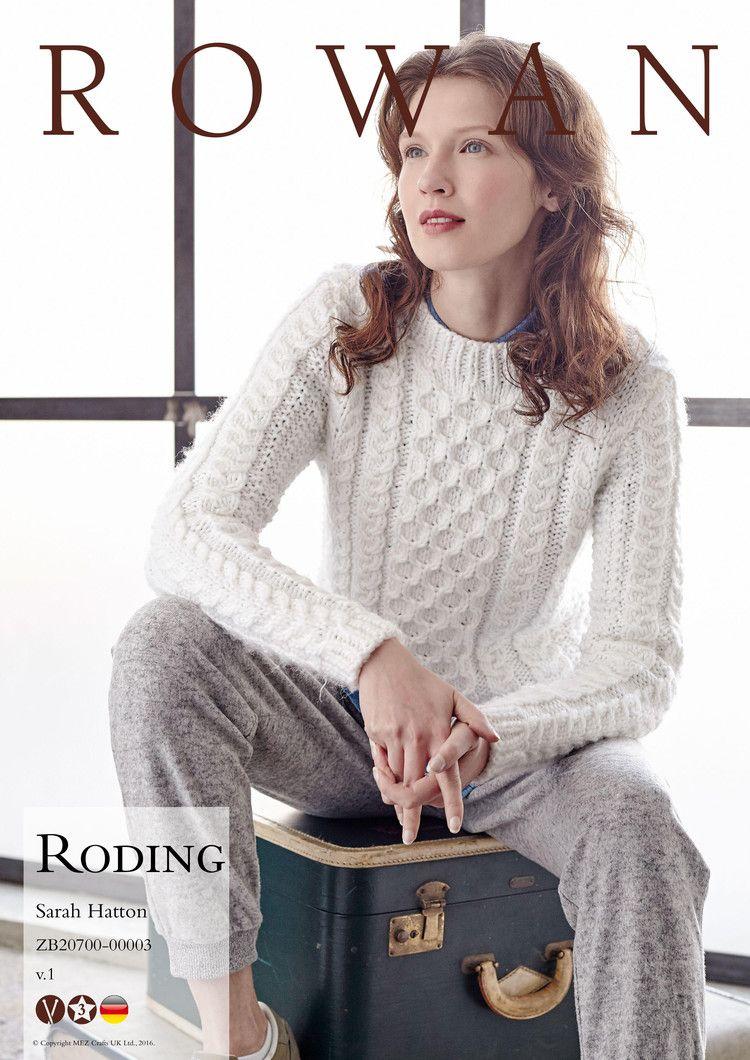 Rowan Selects Softest Merino Wool Collection 2016-2017 - 轻描淡写 ...