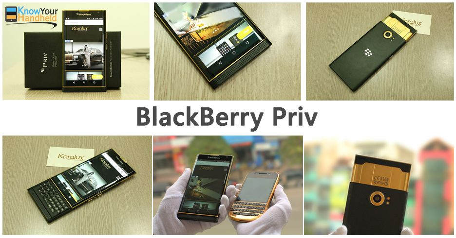 BlackBerry has always been known for their stylish and classy features in  design. Their devices look and perform sophisticated which is essential as  it is a ... ab1af0379a8