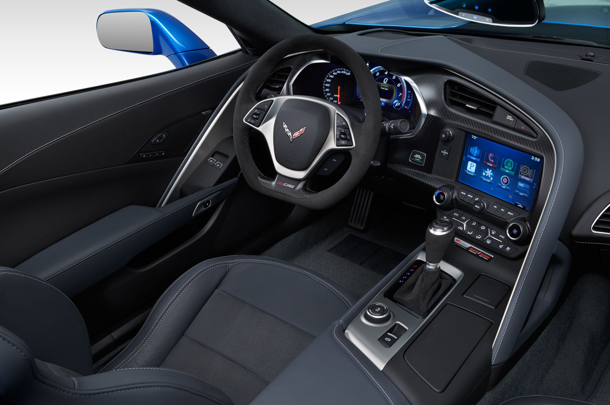 Beautiful 2015 Corvette Z06 Interior Options ... Elegant.