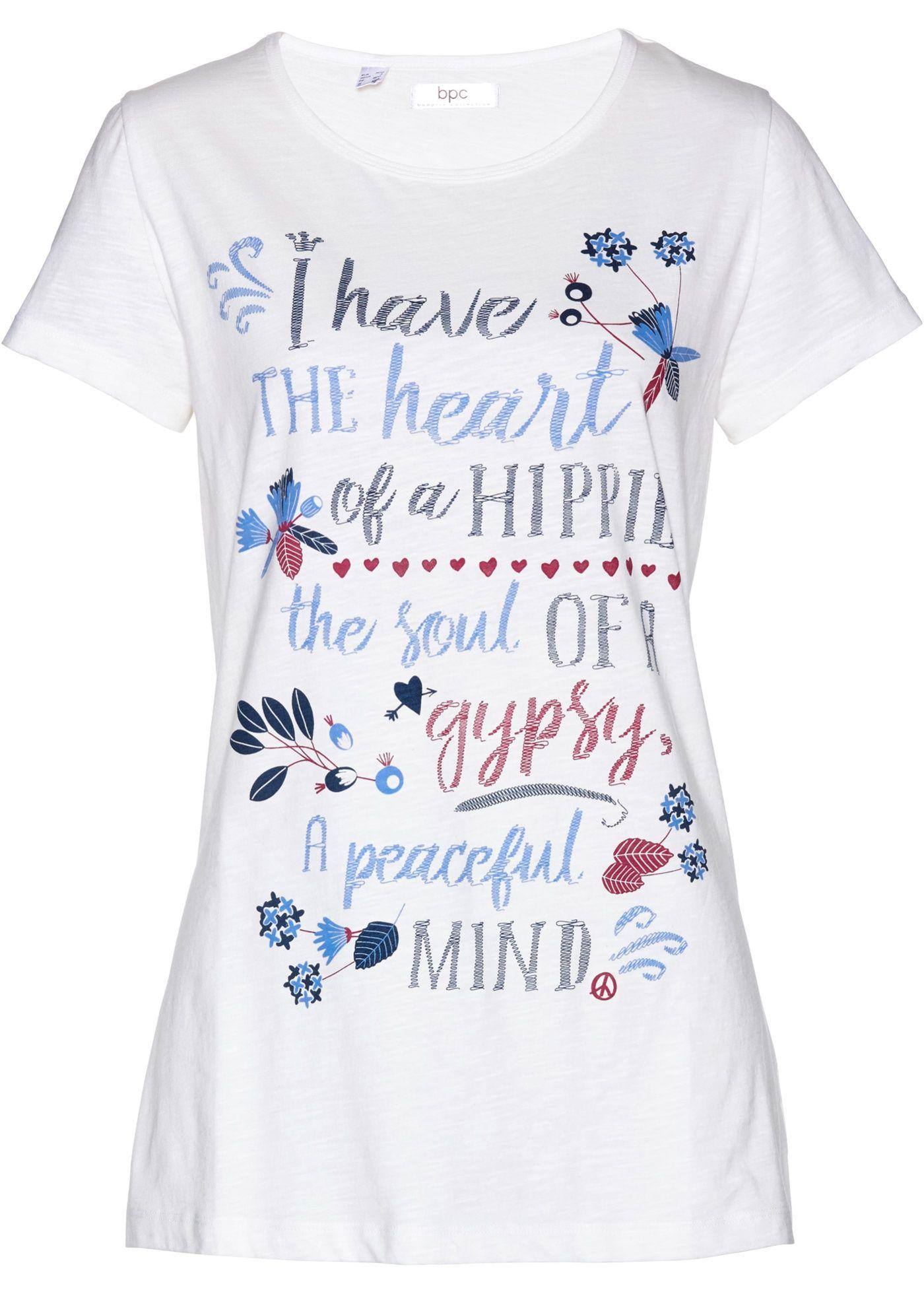 e4cf71858950 Schönes Shirt mit auffälligem Druck   Collection and Fashion