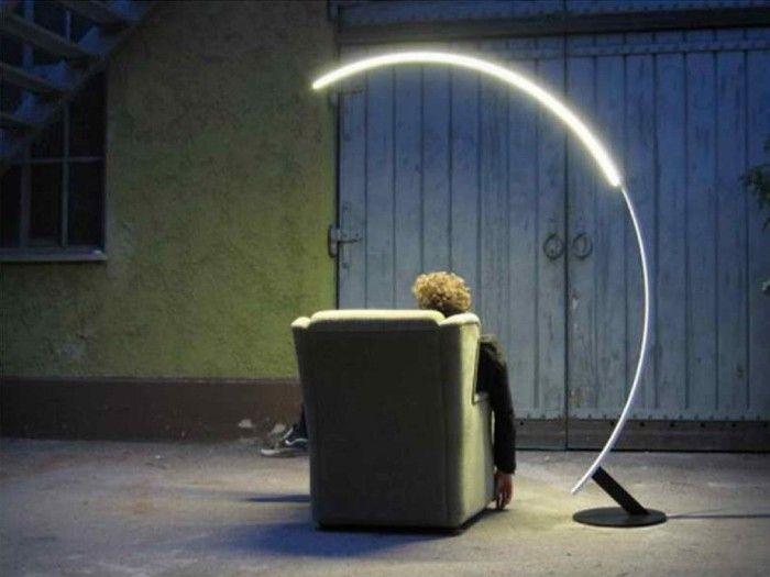 led arc lamps