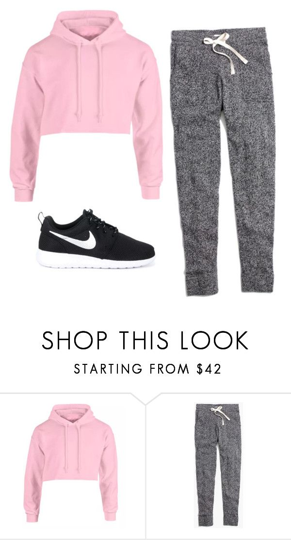 """""""Sin título #72"""" by aleeandrock24 ❤ liked on Polyvore featuring Madewell and NIKE"""