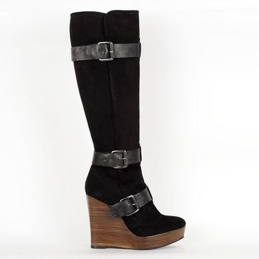 Barbara Bui Knee-High Platform Boots cheap real eastbay 82tjSCsIG