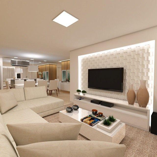 sala dos sonhos home decor pinterest wohnzimmer. Black Bedroom Furniture Sets. Home Design Ideas