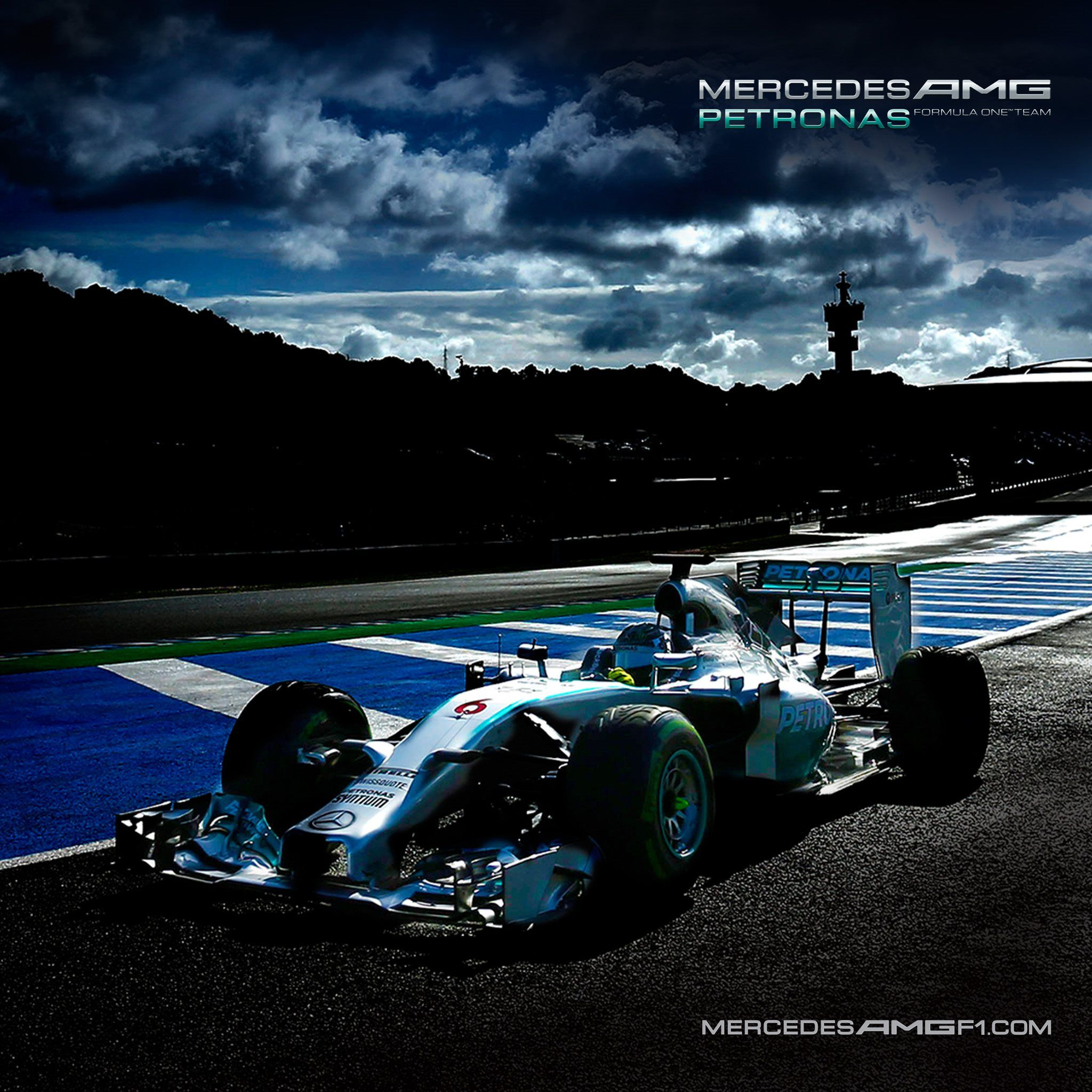 Mercedes Benz Car Wallpaper: Mercedes AMG Petronas F1 HD Wallpapers. 4K Wallpapers