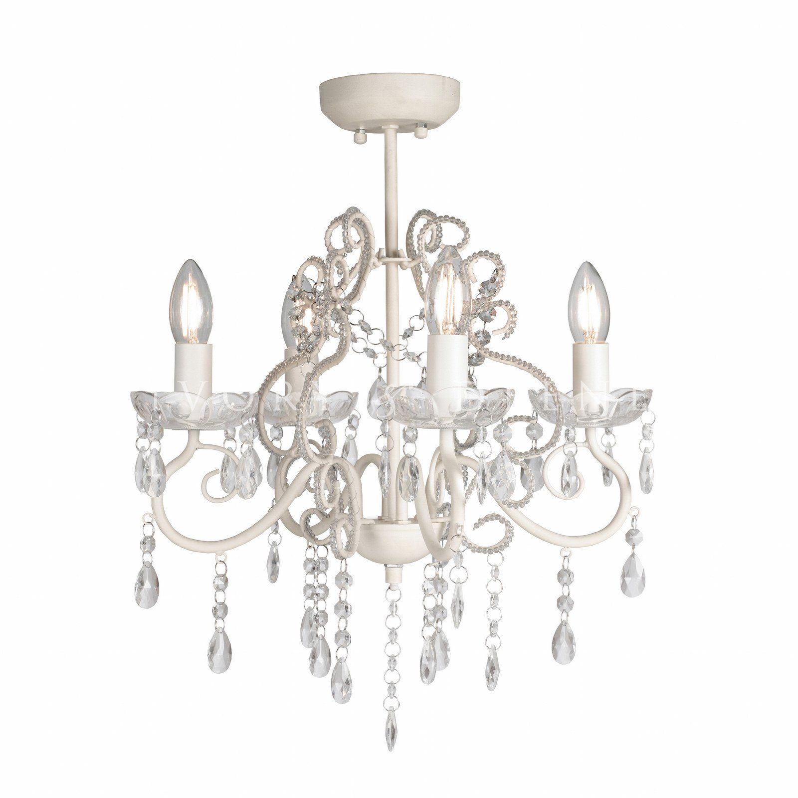 Chandelier 4 light french provincial vienna ivory deene chandelier 4 light french provincial vienna ivory deene aloadofball Gallery