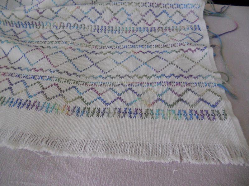 Free Monk Cloth Swedish Weaving Patterns | Swedish Weaving Complete ...