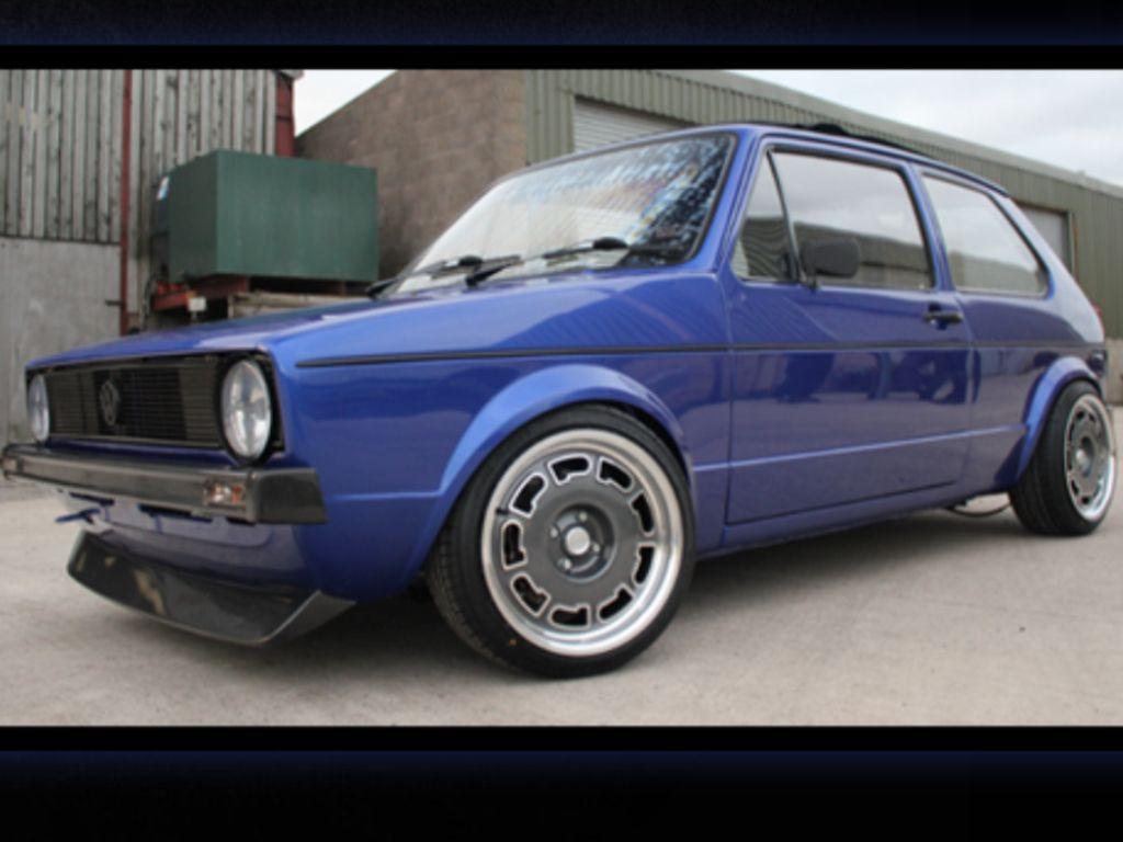 wicked mk1 golf gti on widened pirelli wheels just awesome n r links pinterest mk1. Black Bedroom Furniture Sets. Home Design Ideas