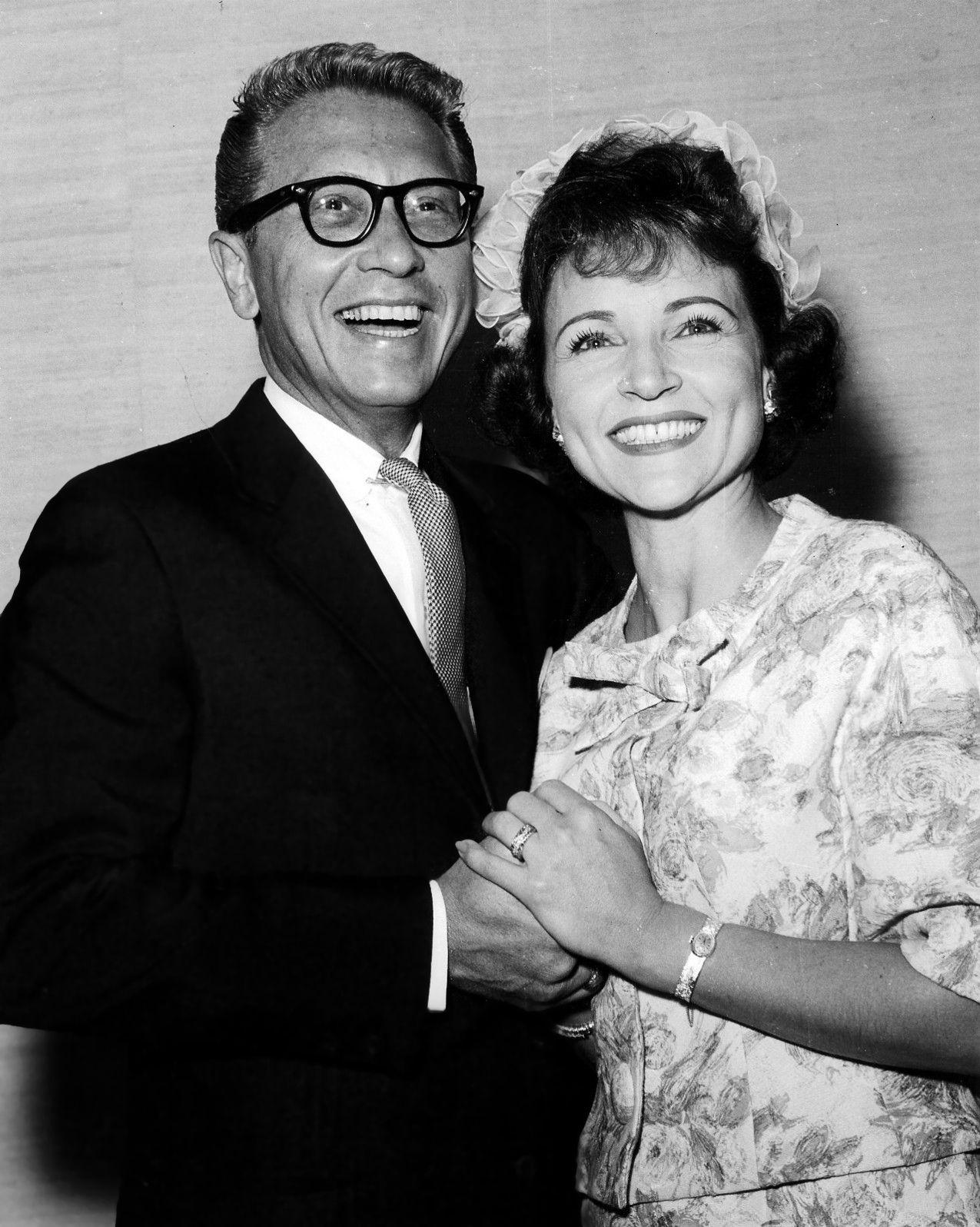 Betty White Married Allen Ludden On June 6 1963 In Las Vegas