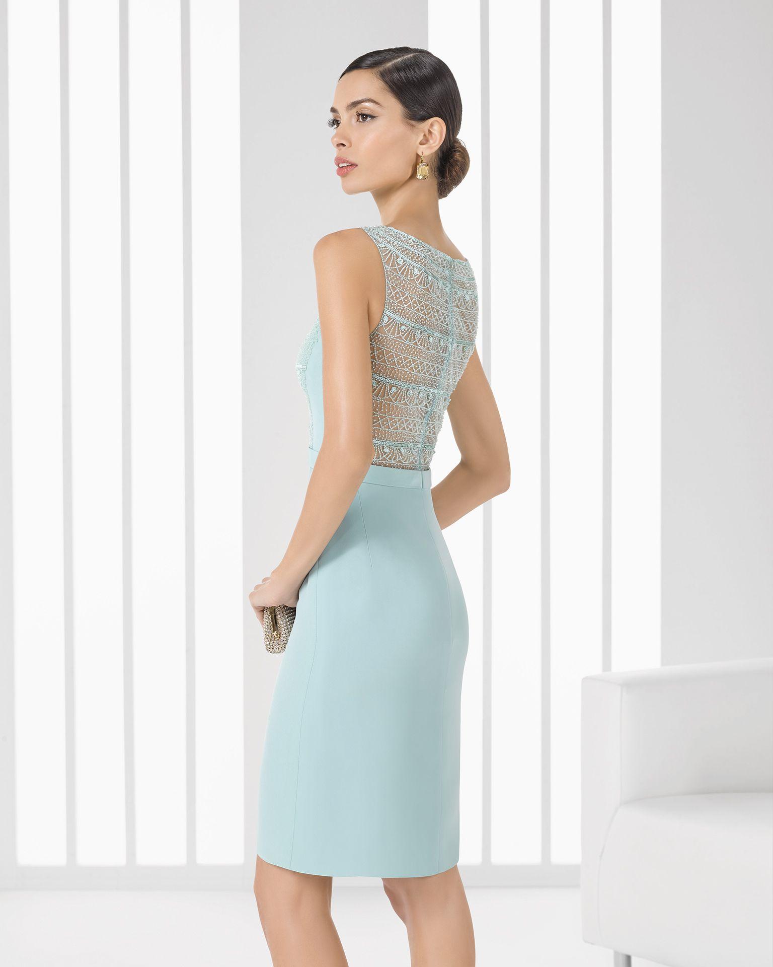 9t183 - cocktail 2016. colección rosa clará | kurze elegante