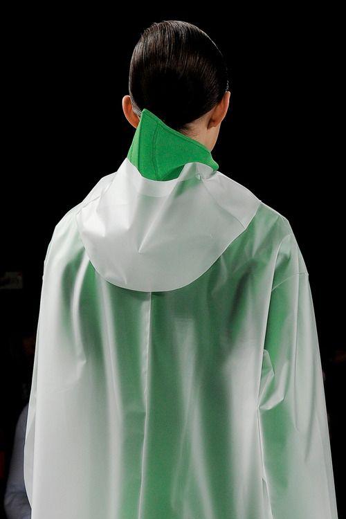 Translucent Rain Coat By Lacoste Fashion Winter Fashion