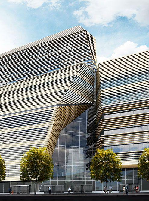 American University of Beirut Medical CenterNBBJ08