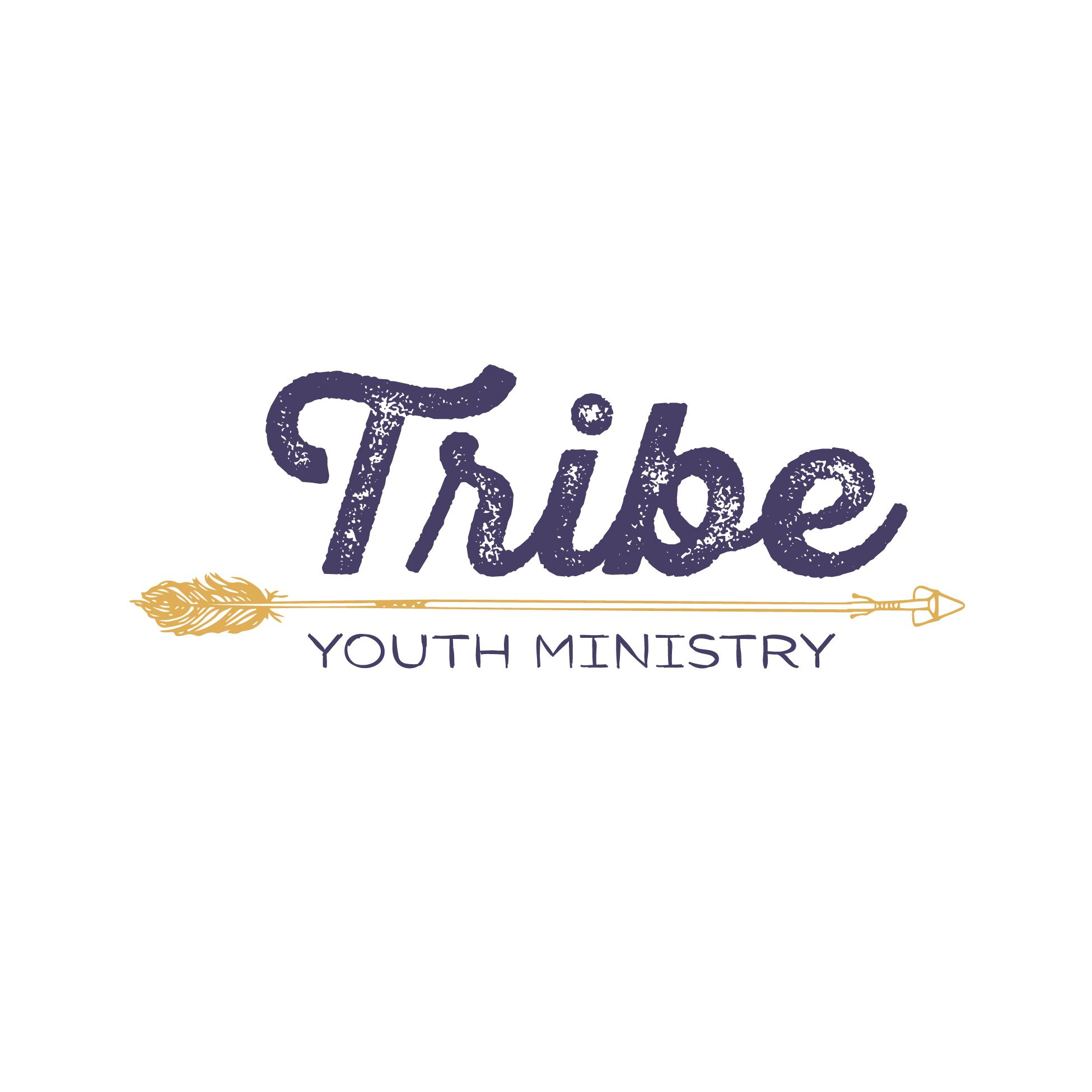 Youth Logo Design Tribe Youth Min...