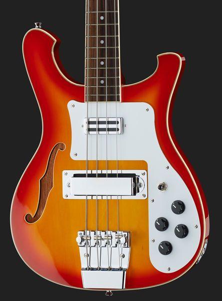 Harley Benton RB-414CS - Thomann Suomi | Bass Guitars | Music