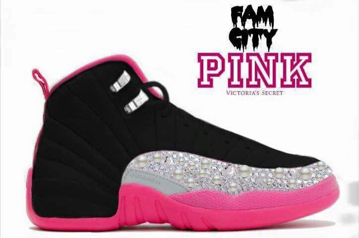 Victoria Secret Pink Jordans Shoes Victoria Secret Jordans