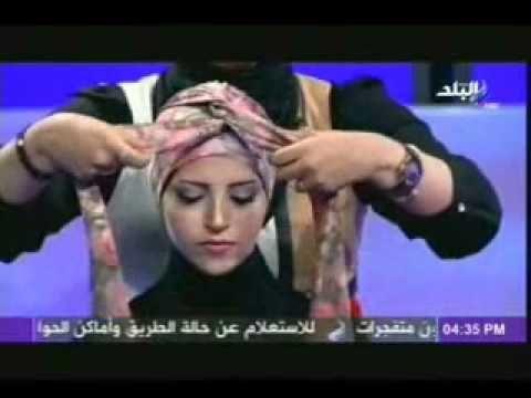 Hijab Tutorial Pretty Bow Turban - From My Ariana