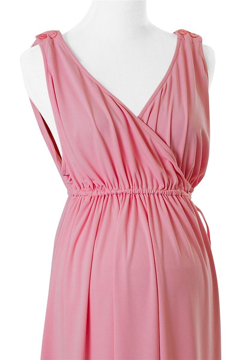 Ballerina Pink   Labor Gowns   Pinterest   Ballerina pink, Maternity ...