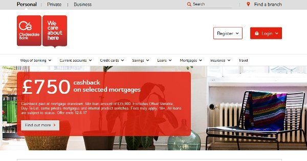 Clydesdale Bank personal loan – receiving a personal loan at a convenient rate and with extra benefits. Personal Loans: Features and Advantages
