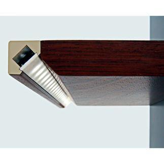 Klus 0973 3 28 Ft Led Tape Light Channel 45 Strip Lighting Shelf Lighting Tape Lights