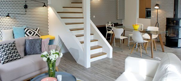 D Co Salon Am Nagement Salon Conseils D 39 Architectes Pour Le Moderniser Salons Staircases