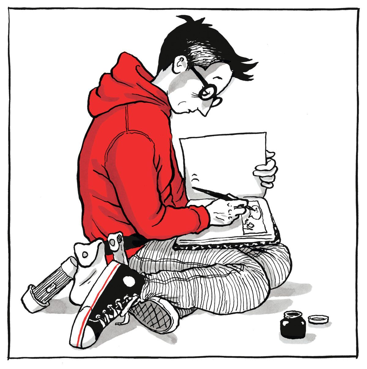 At Least 3 Reasons Alison Bechdel's Fun Home Remains a Rare