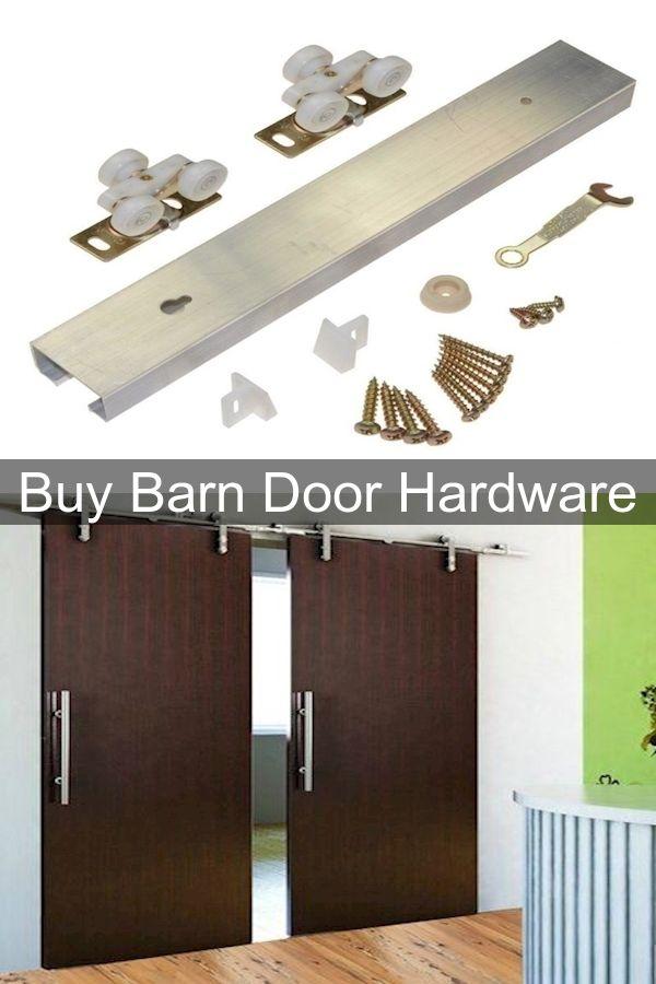 Discount Barn Door Hardware Rail Door Hardware Barn Door Sliding Closet Doors In 2020 Barn Door Hardware Door Handles Interior Doors Interior