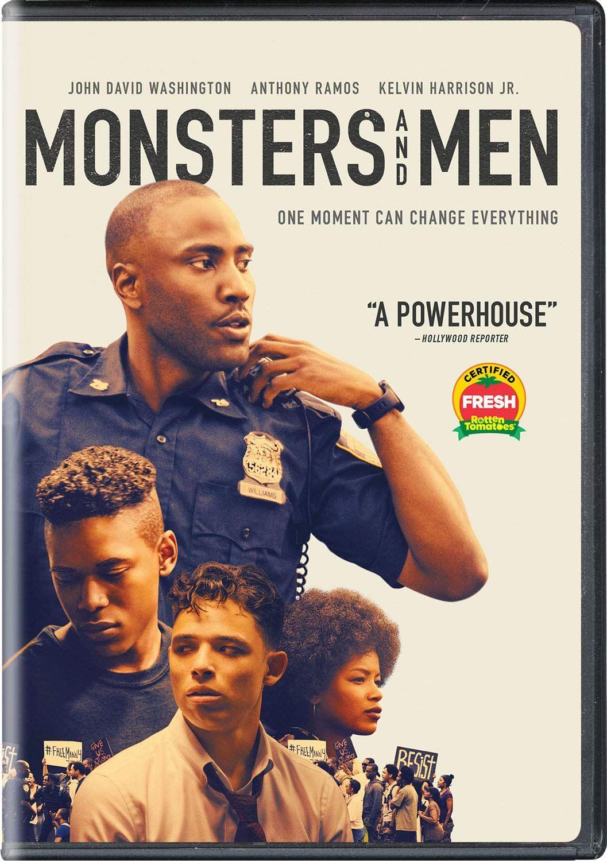 Monsters And Men Movie Rental Redbox Blu Ray