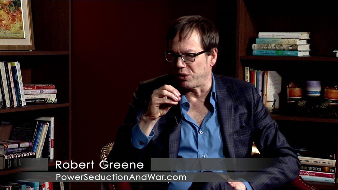 Robert greene the art of seduction part 2 youtube in