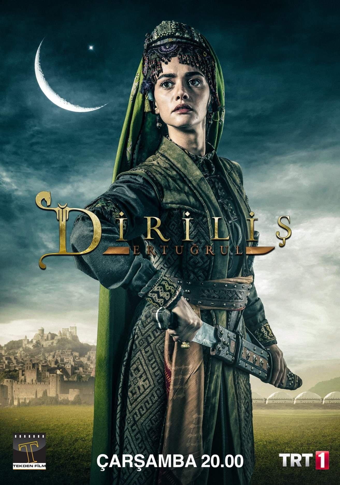 Dirilis Ertugrul, season 5 | Ertugrul in 2019 | Art
