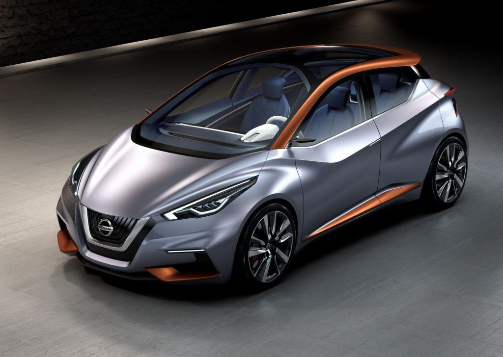 Best Nissan Micra 2020 Price And Review Automovil Conceptual Automoviles Deportivos Exoticos Nissan