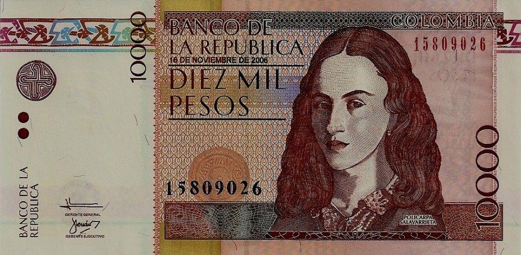 Understanding Money Colombian Pesos