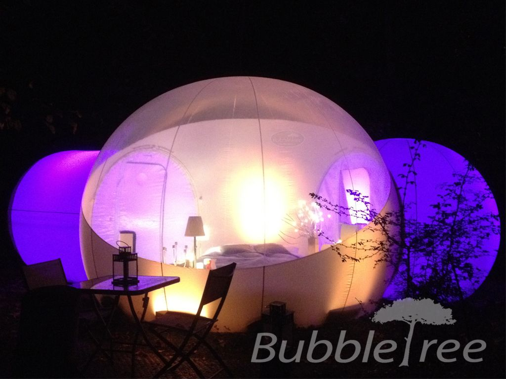 Bubble lodges for eco and luxe with images