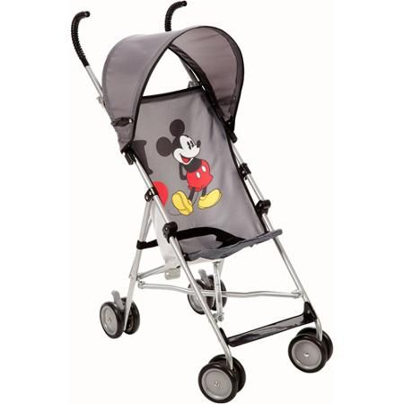 Disney Umbrella Stroller with Canopy | Disney, Umbrella stroller ...