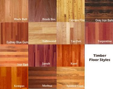 Timber flooring types google search flooring for Types of hardwood floors