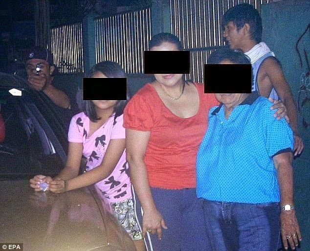 Homem filipino tirou essa foto logo antes de ser assassinado