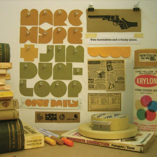 Marc Hype und Jim Dunloop – Opus Daily (Funk / Soul / Breaks Mixtape - Free Promo Download und Stream) - Atomlabor Wuppertal Blog