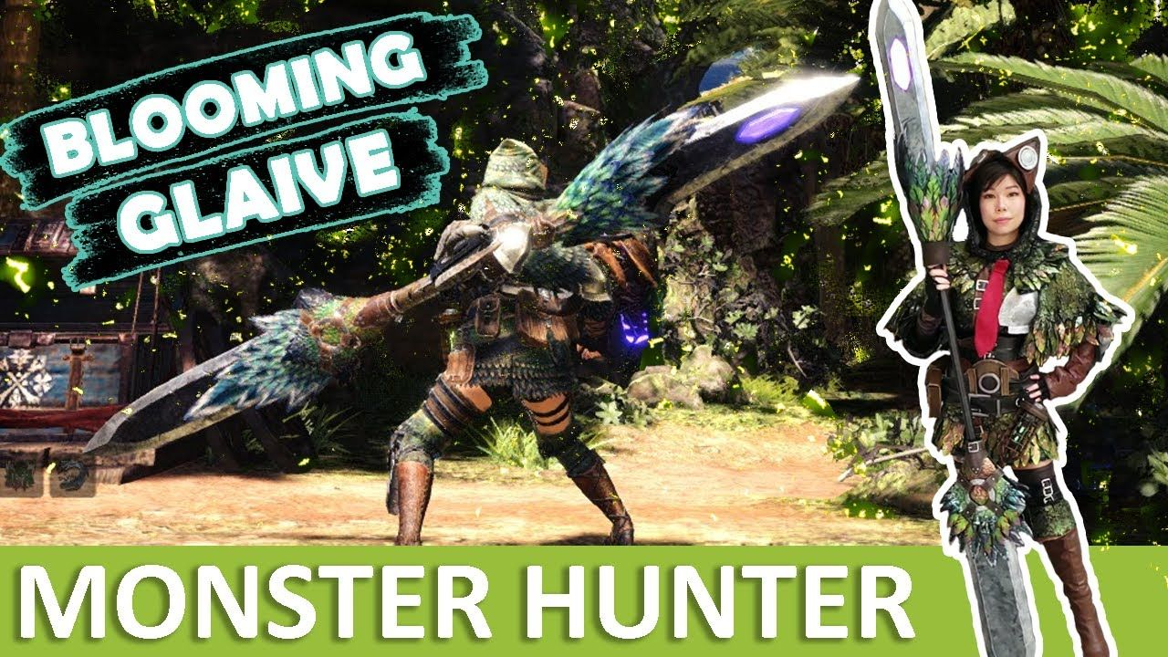 Cosplay Prop Build Insect Glaive From Monster Hunter World