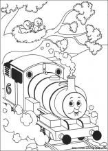 Thomas and Friends coloring pages on Coloring-Book.info | kids ...