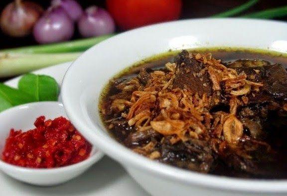 Resep Rawon Setan Khas Jawa Timur Resep Masakan Resep Masakan