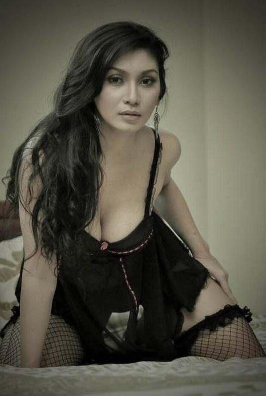 Hot Photo Baby Margaretha In Black Lingerie Foto Cewek Seksi Gambar Cewek Seksi Toket Gede