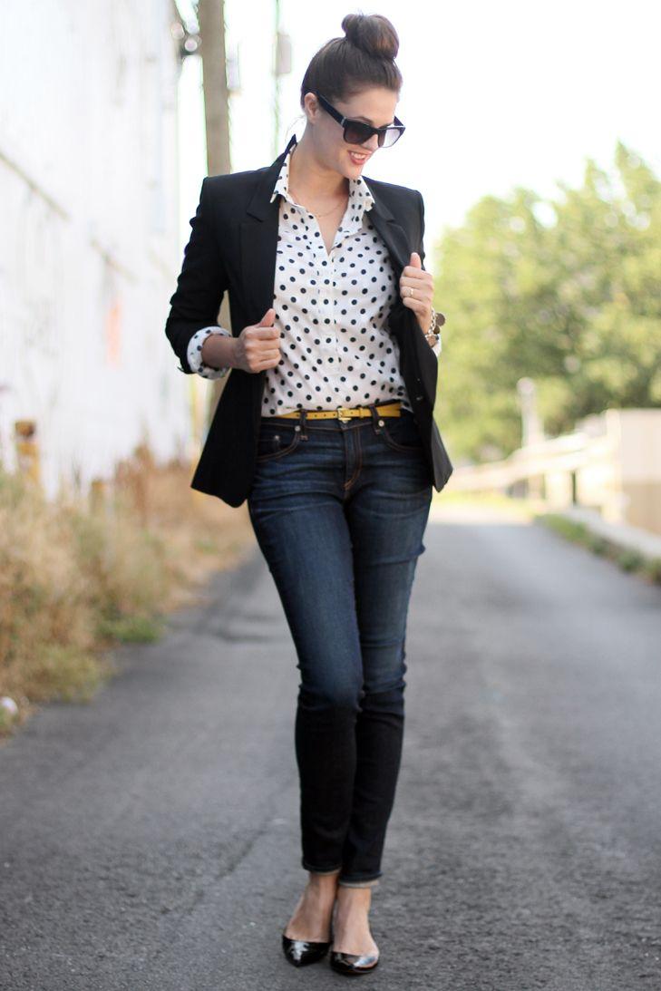 Outfits para oficina con los que hasta te darán ganas de conseguir