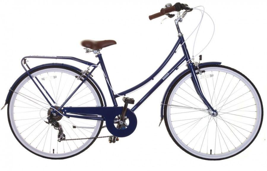 Bobbin Brownie Navy Blue Sykkel I Vakker Bla Farge Sykkel Farger