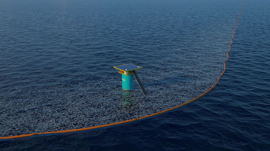 20 Year Old Inventor S Idea For How To Make Ocean Clean Itself Will Be Launched In Japan Ocean Cleanup Clean Ocean Boyan Slat