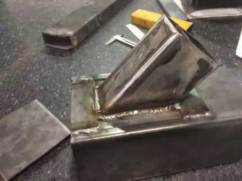 """Rocket Stove 2.0- My R&D Model- """"Watering Can""""- Portable - YouTube"""