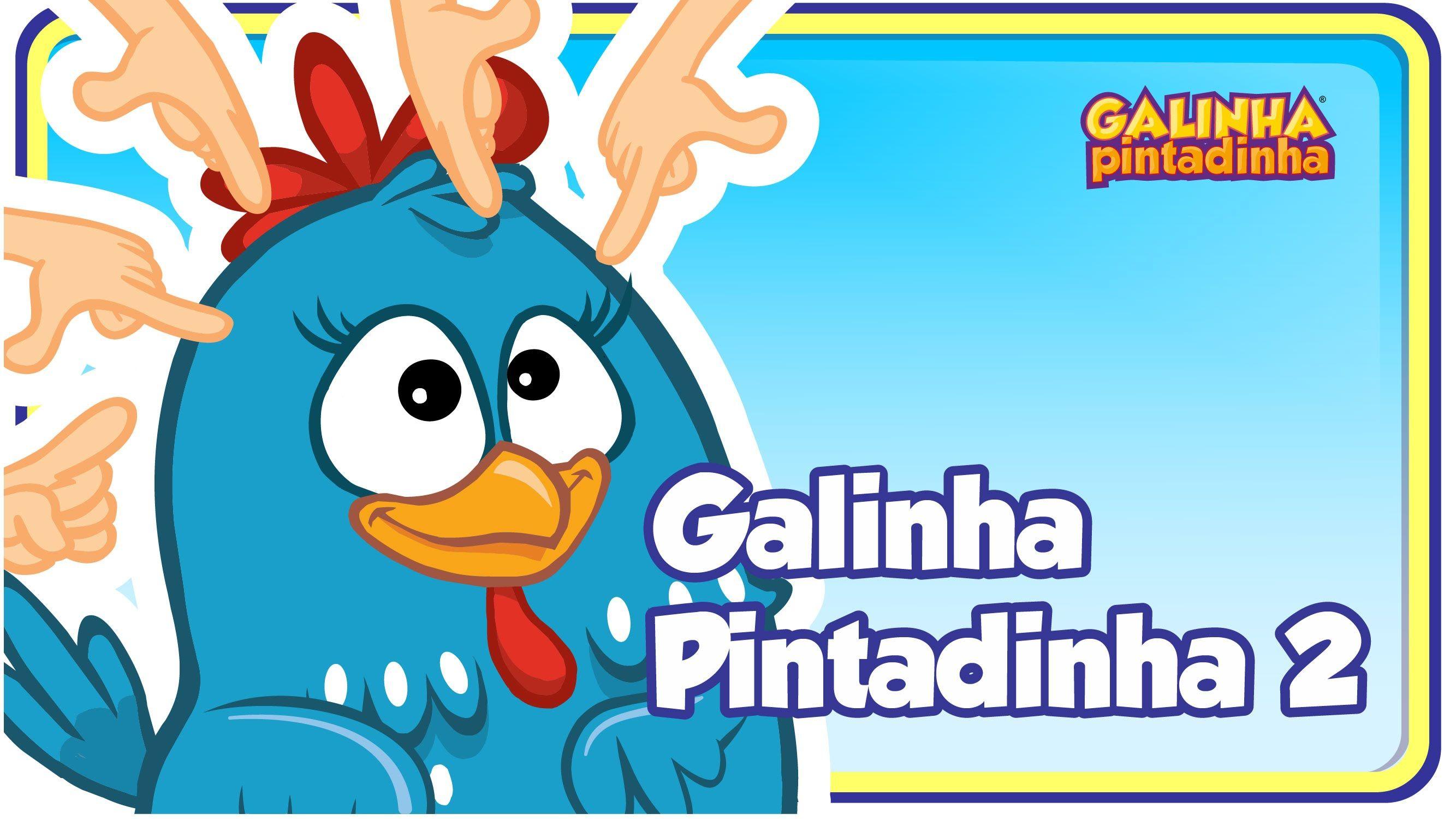 Galinha Pintadinha 2 Dvd Infantil Galinha Pintadinha 2 Com