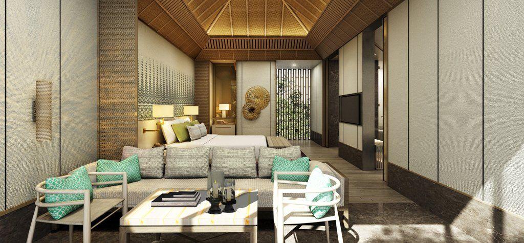 Blink Portfolio Resort Interior Bedroom Interior Resort Interior Design